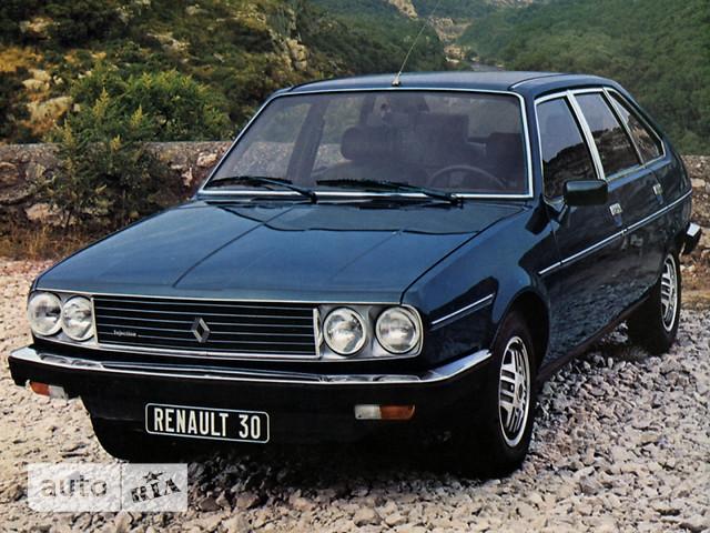 Renault 30 фото 1