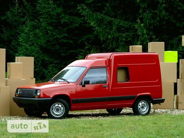 Renault Express фото 1
