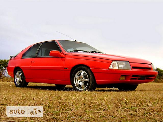 Renault Fuego фото 1