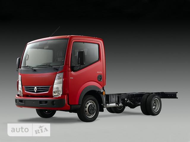 Renault Maxity фото 1