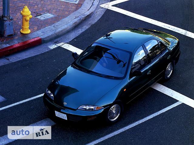 Toyota Cavalier фото 1