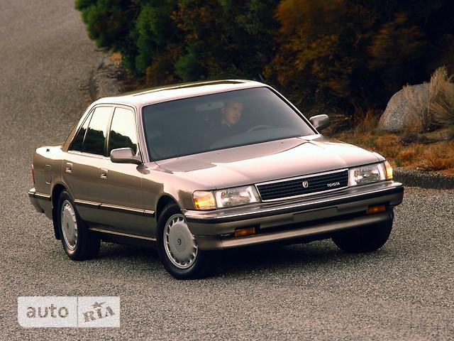 Toyota Cressida фото 1