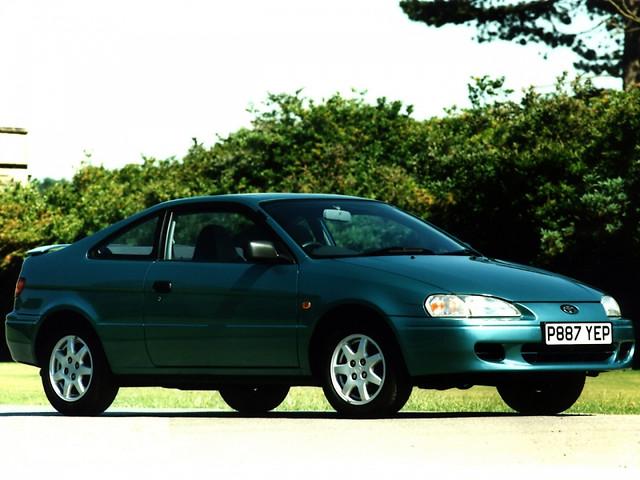 Toyota Cynos фото 1