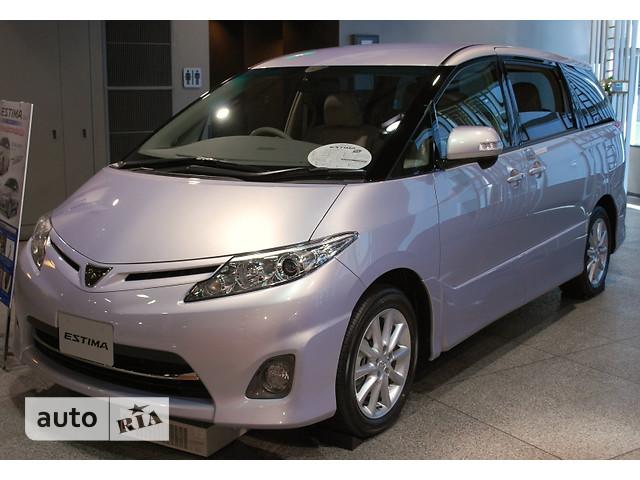 Toyota Estima фото 1