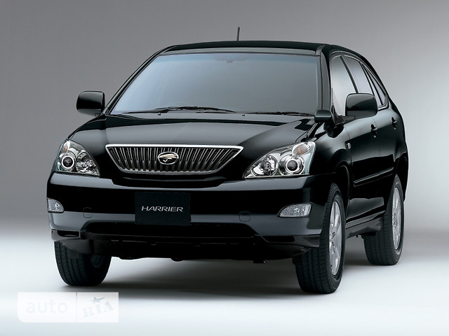 Toyota Harrier фото 1