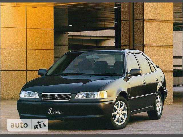 Toyota Sprinter фото 1
