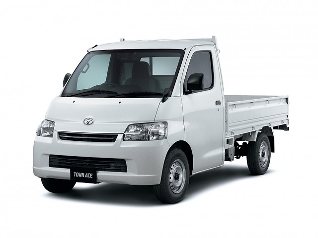 Toyota Town Ace фото 1