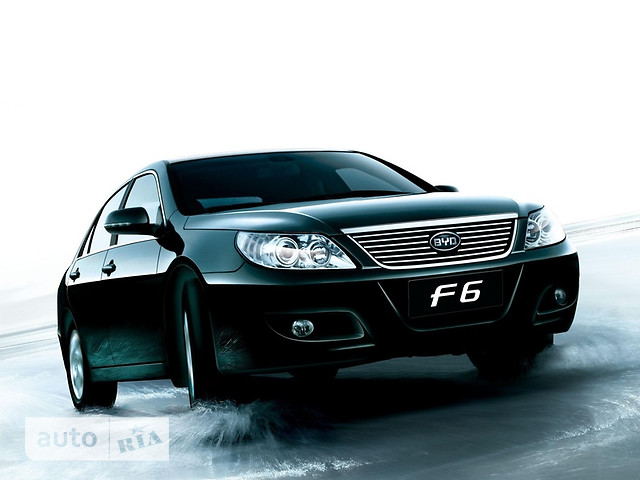 BYD F6 фото 1