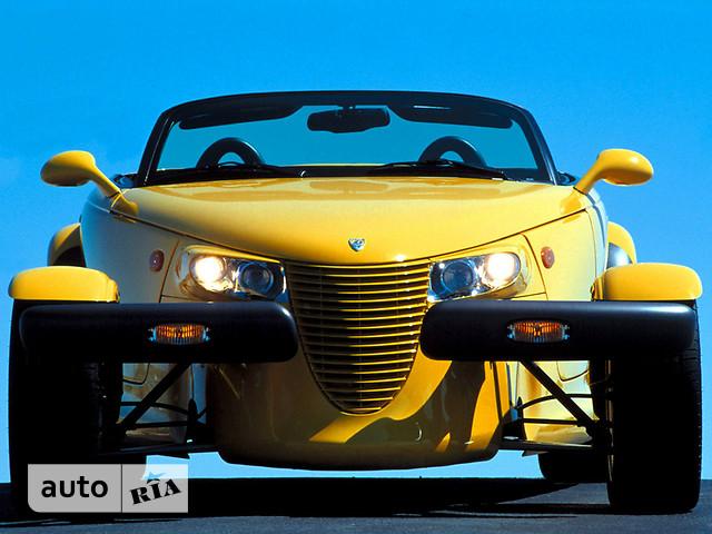 Chrysler Prowler фото 1