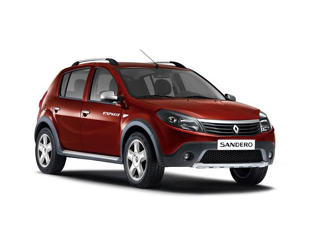 Renault Sandero StepWay фото 1