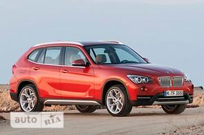 Продаж нового автомобіля BMW X1 на базаре авто