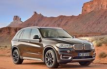 Новые BMW X5