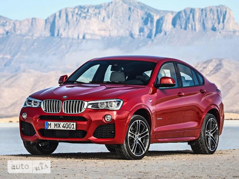 BMW X4 фото 1