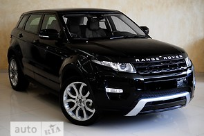 Продаж нового автомобіля Land Rover Range Rover Evoque на базаре авто