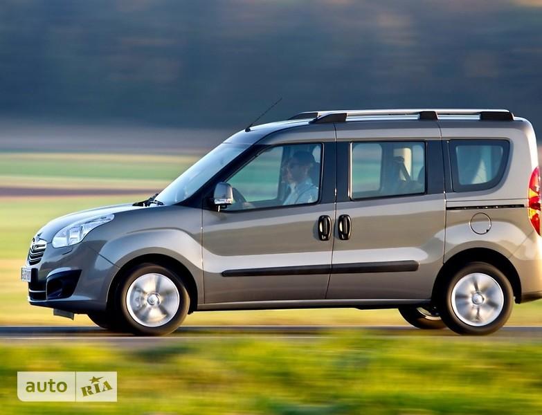 Opel Combo груз. фото 1