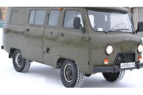 Продаж нового автомобіля УАЗ 3909 на базаре авто