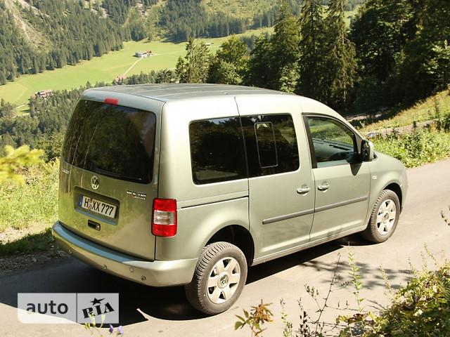 Volkswagen Caddy пасс. фото 1