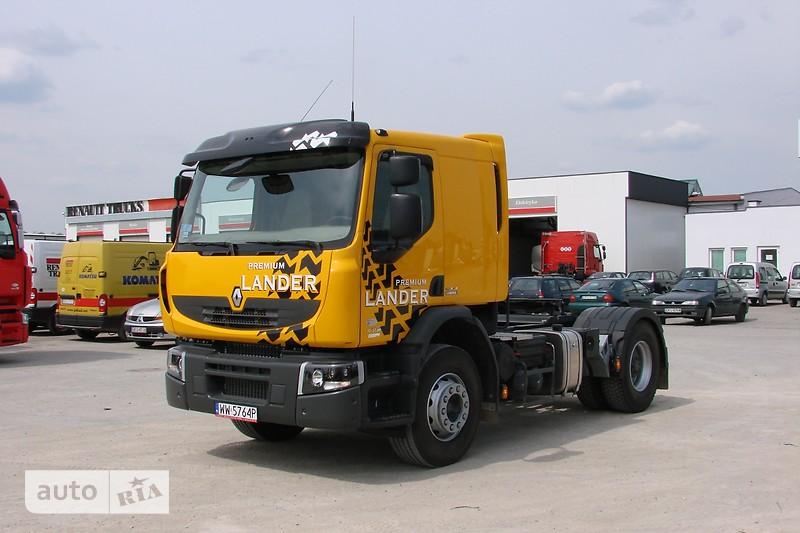 Renault Lander фото 1