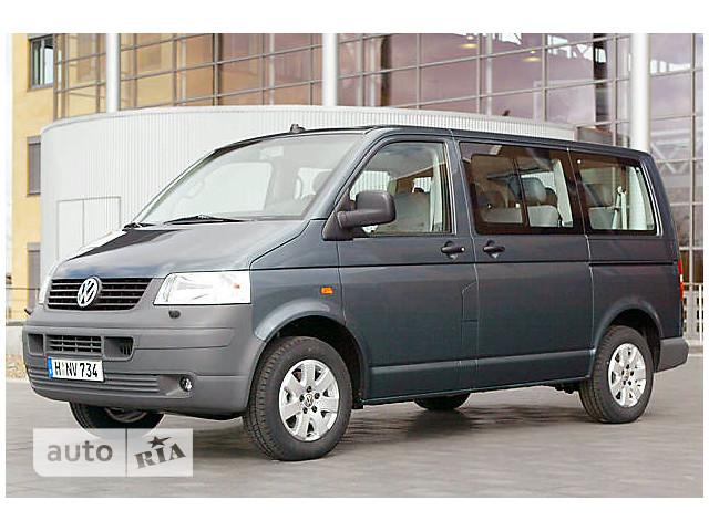 Volkswagen T5 (Transporter) пасс. фото 1