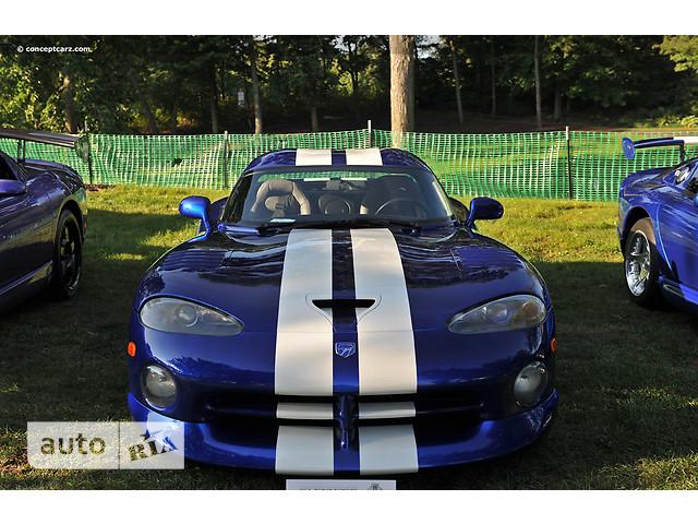 Dodge Viper USA фото 1