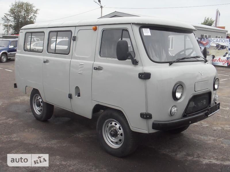 УАЗ 3962 АС U-396295-ШД