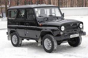 Продаж нового автомобіля УАЗ Hunter на базаре авто