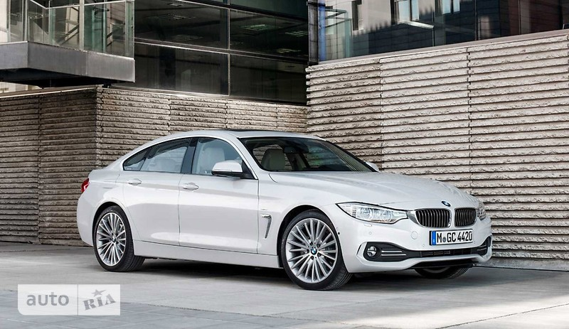 BMW 4 Series Gran Coupe фото 1