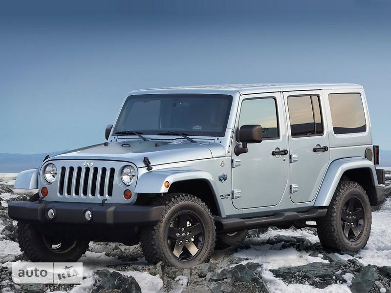 Jeep Wrangler 3D 2.8TD AT (200 л.с.)