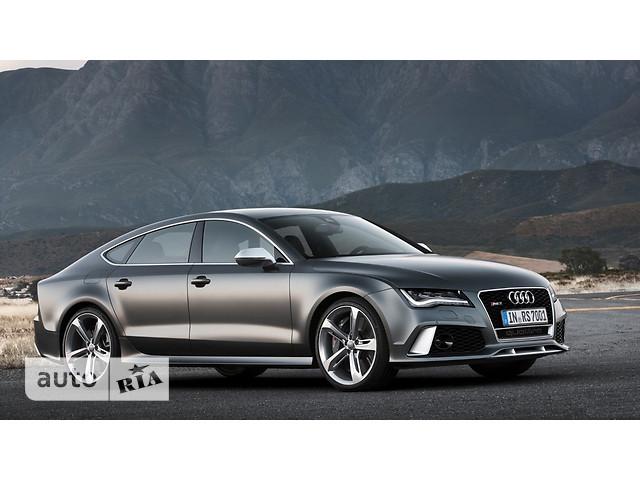 Audi RS7 фото 1