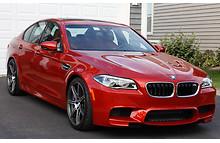 Новые BMW М5