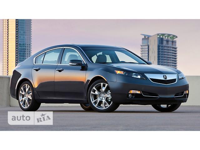 Acura TLX фото 1