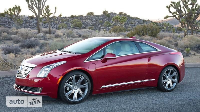Cadillac ELR фото 1