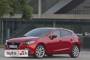Продаж нового автомобіля Mazda 3 на базаре авто