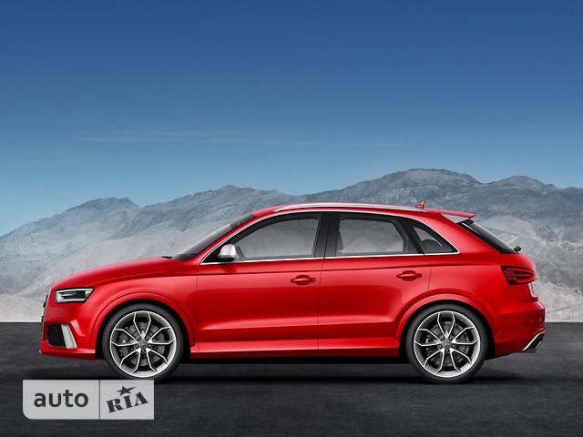 Audi RS Q3 фото 1