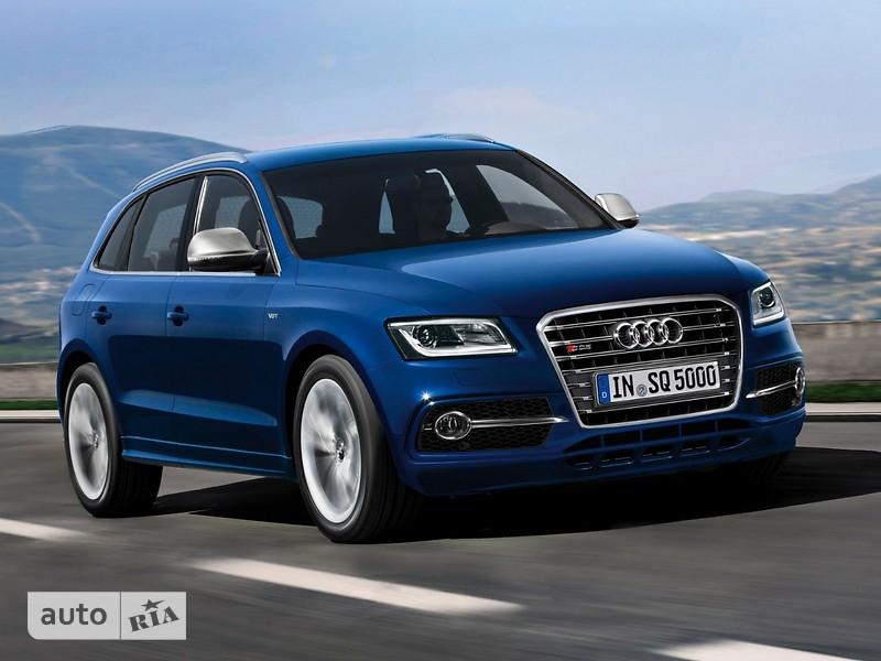 Audi SQ5 фото 1