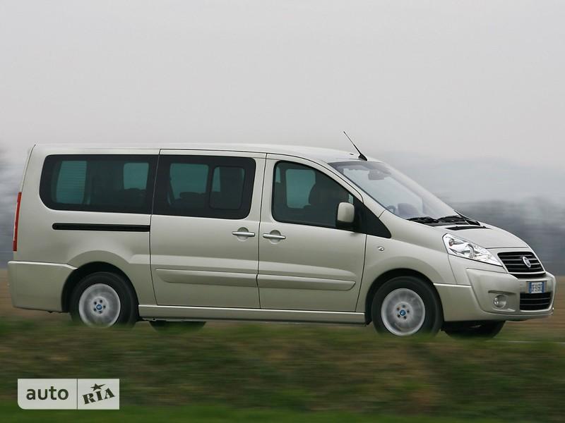 Fiat Scudo пасс. фото 1