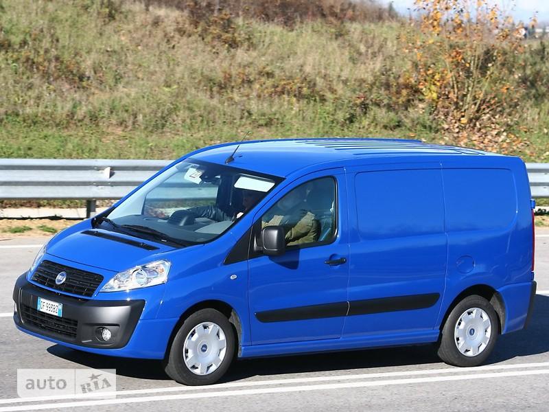 Fiat Scudo груз. фото 1