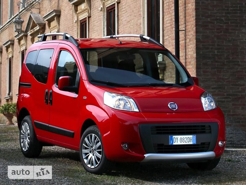 Fiat Fiorino пасс. фото 1