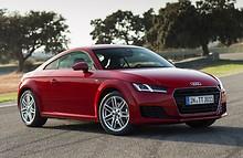 Новые Audi TT