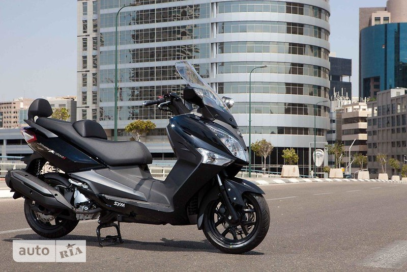Sym GTS 300 ABS