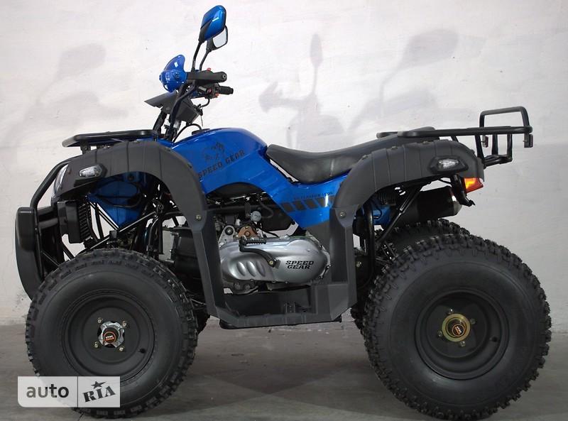 Speed Gear Outlander 150