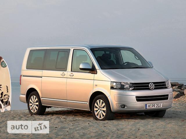 Volkswagen Caravelle фото 1
