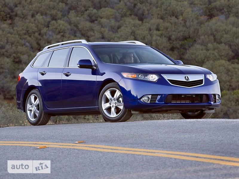 Acura TSX Sport Wagon фото 1