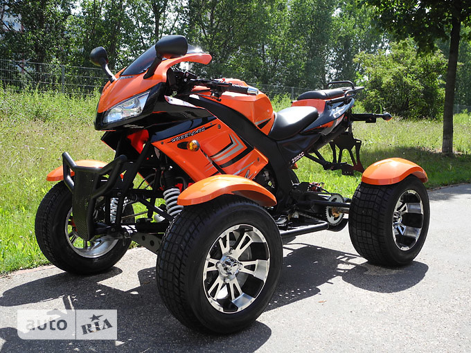 Shineray ATV 150 Tourist