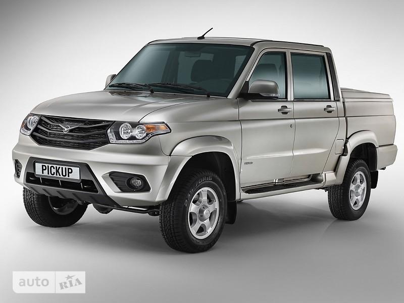 УАЗ Pickup 23632-349 Privilege