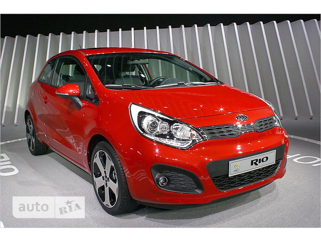 Kia Rio Hatchback 3D фото 1