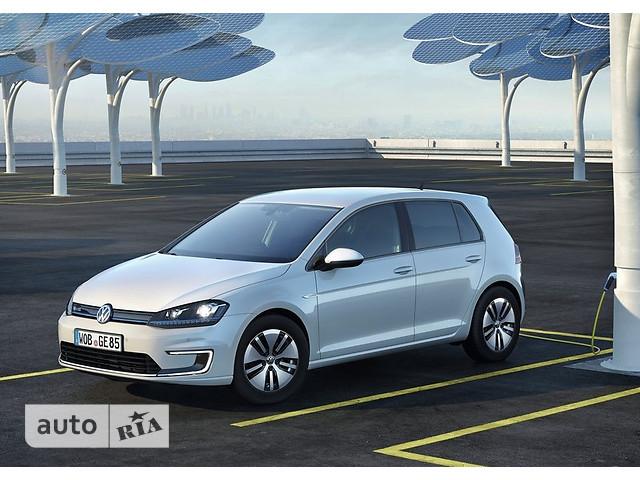 Volkswagen e-Golf фото 1