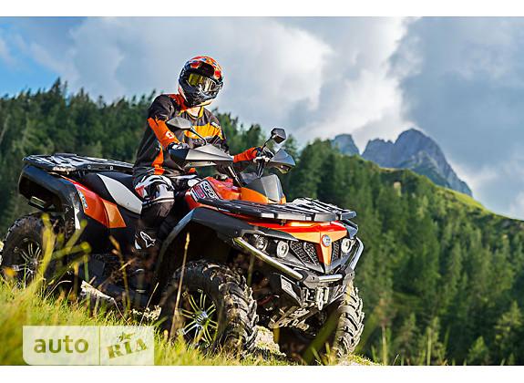 Cf moto CForce фото 1