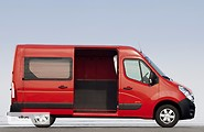 Opel Movano груз. Chassis Cab Dropside 2.3TD МТ (145 л.с.) Start/Stop L3H1 3500 RWD