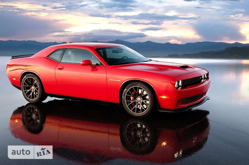 Dodge Challenger USA фото 1